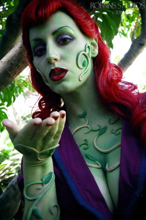 Arkham Ivy 9