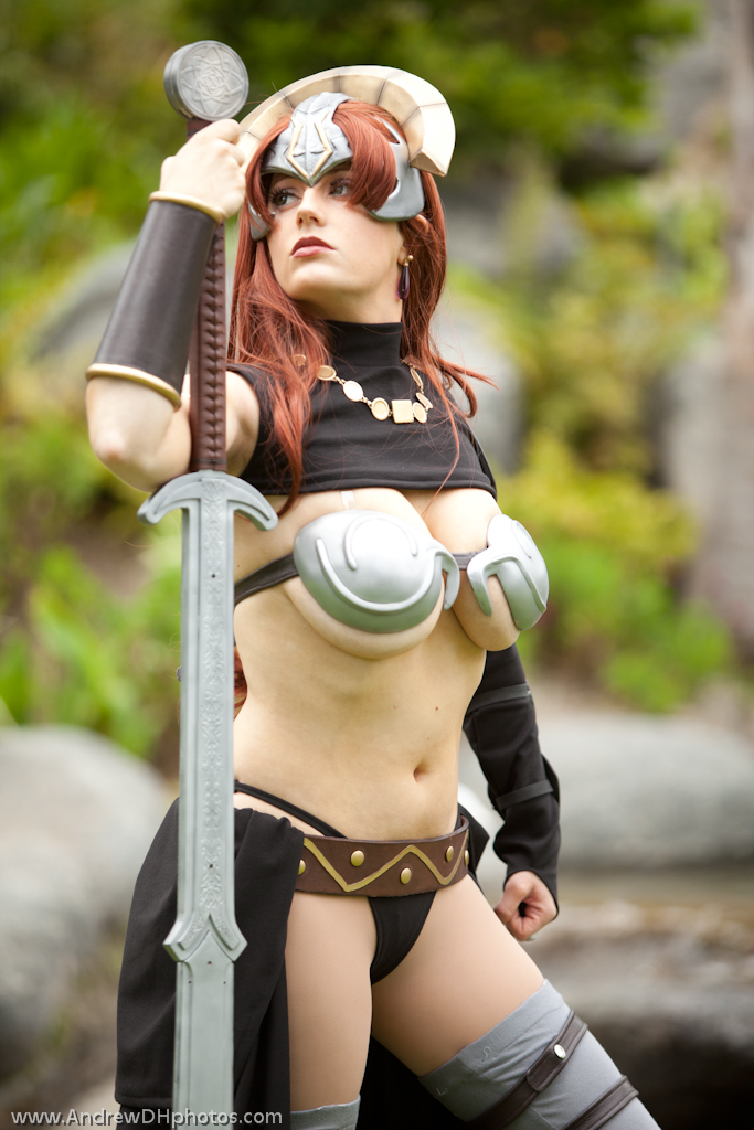 Queens Blade Abby Dark Star Claudette